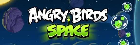 ¡Nuevo Angry Birds Space!